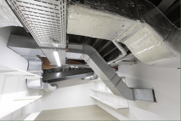 Noorderhuis, Noordeloos: ventilatie scholen verbeteren