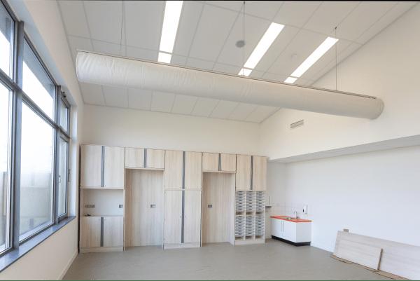 Noordeloos: goede ventilatie scholen belangrijk