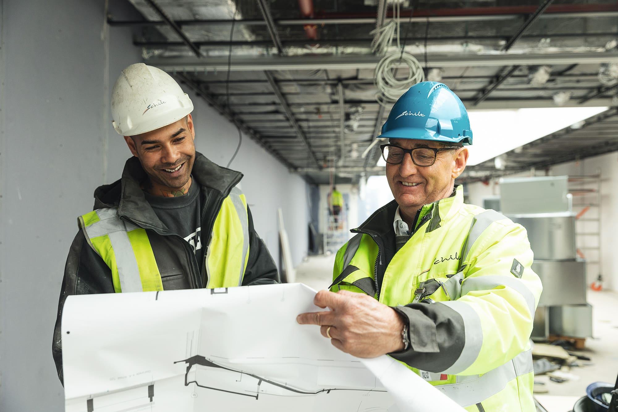 Projectleider installatietechniek bij de Schilt bedrijven