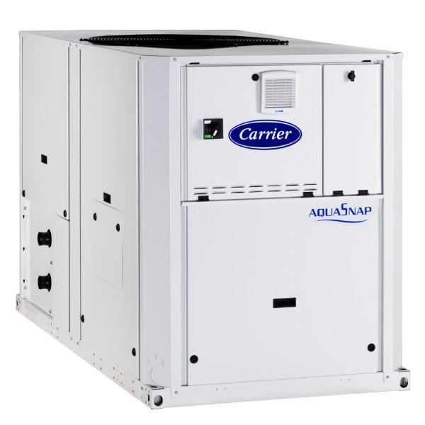 Een Koudwatermachine van Schilt Airconditioning 30RBS/4gauche 025