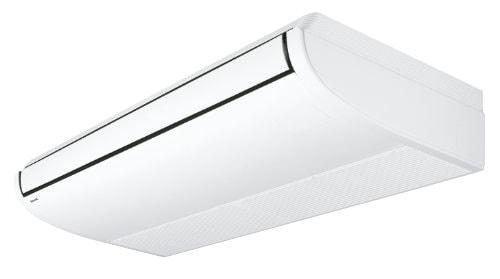 Plafond onderbouw airco