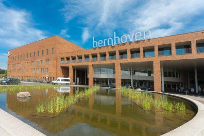 De Schilt bedrijven realiseren een gezond binnenklimaat in het zorggebouw Bernhoven