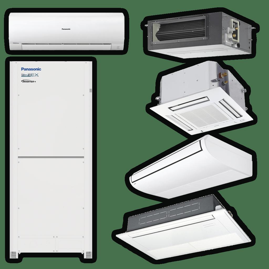 Een VRF systeem van Schilt Airconditioning
